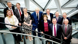 Core Cities Cabinet with the Mayor of London